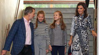 Un experto ha analizado los gestos de la Familia Real /Gtres