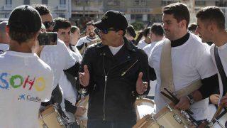 Antonio Banderas en Málaga / GTRES