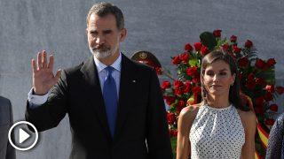 Los reyes Felipe y Letizia ya están en Cuba. Repasamos los mejores momentos de su primera jornada en La Habana / Gtres