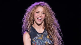 Shakira en un concierto en Alemania / Gtres