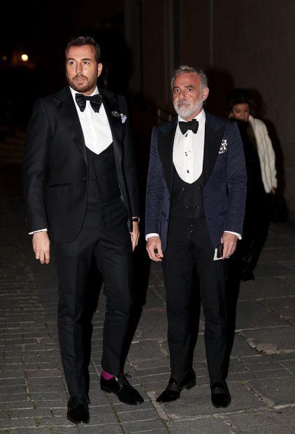Raúl Prieto y Joaquín Torres