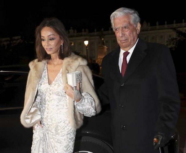 Mario Vargas Llosa, Isabel Preysler
