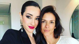 Adara y su madre en una foto de Instagram