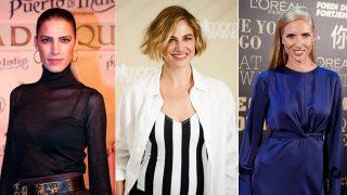 Las 'Top Models' Laura Sánchez, Martina Klein y Judit Mascó / Gtres
