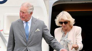 El príncipe Carlos y Camilla Parker están de tour por Nueva Zelanda  / Gtres