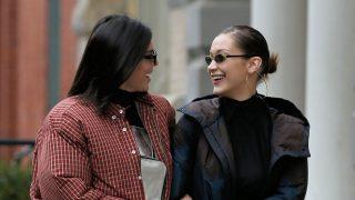 Kendall Jenner y Bella Hadid en una imagen de archivo / Gtres