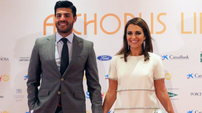Paula Echevarría y Miguel Torres posan juntos por primera vez