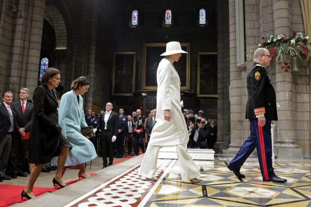 Charlene de Mónaco 'fulmina' a Carolina en el día más importante del Principado
