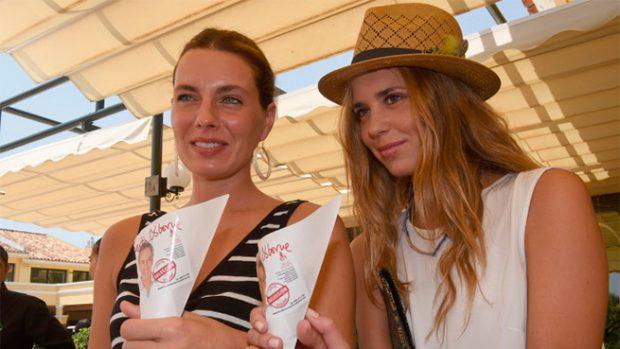 Alejandra y Claudia