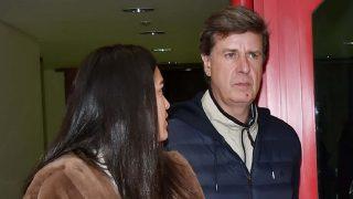 Cayetano Martínez de Irujo y Bárbara Mirjan en una imagen de archivo/Gtres