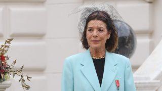 Carolina de Mónaco en el Día Nacional del Principado / Gtres