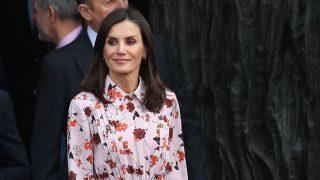 La reina Letizia a su llegada al Museo del Prado / Gtres