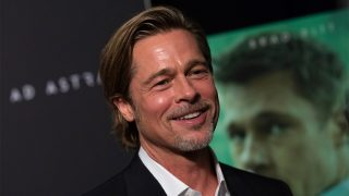 Brad Pitt en un evento en Washington / Gtres