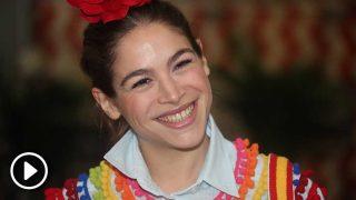 Cosima Ramírez, en el Rastrillo de Nuevo Futuro / Gtres