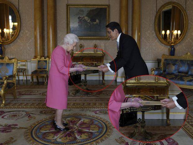 La reina Isabel 'sufre' las consecuencias de la nueva crisis de la Monarquía