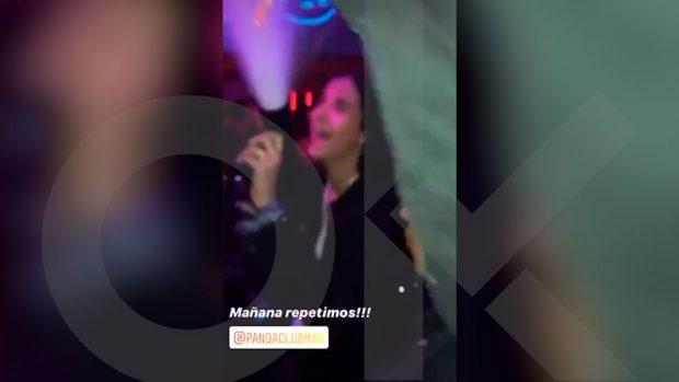 Exclusiva: Victoria Federica se lo pasa en grande 'pinchando' junto a su nuevo amor: DJ Bárcenas