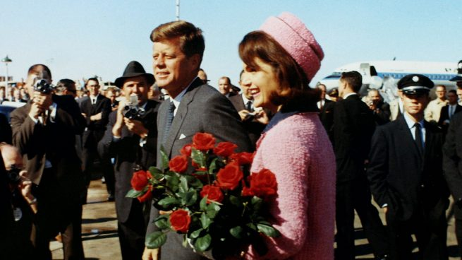 Jackie Kennedy , John F Kennedy