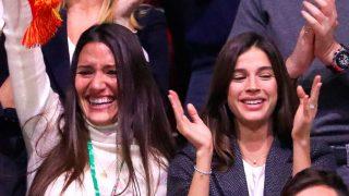 Ana Bodí, novia de Roberto Bautista, en las gradas de la final de la Copa Davis / Gtres