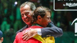Galería: descubre los 10 momentos de la final de la Copa Davis que nadie más vio / Gtres