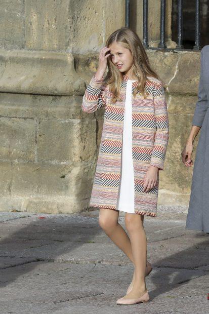De niña a mujer: los zapatos con los que Leonor podría dar un paso más