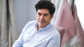 El diseñador gallego Jorge Vázquez. / Gtres