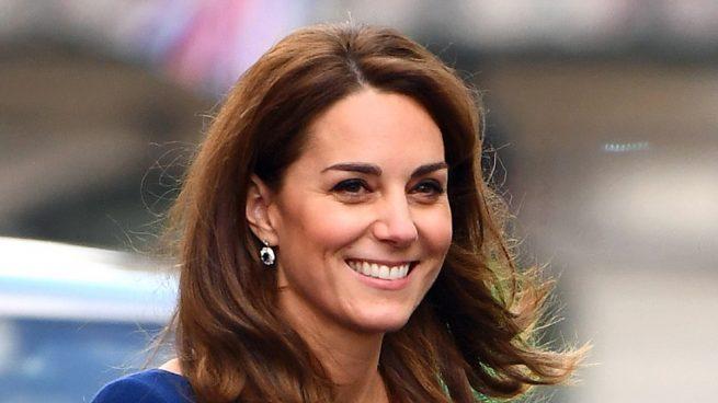El trabajo secreto de Kate Middleton