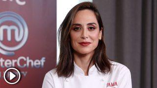 Tamara Falcó, este jueves, tras su victoria en 'MasterChef Celebrity' / Gtres
