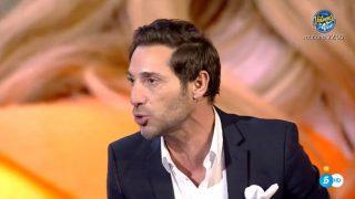 Antonio David Flores, muy molesto con Kiko Jiménez./Mediaset