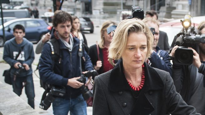 Delphine Boël en una imagen de archivo / Gtres