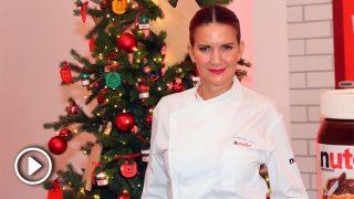 Samantha Vallejo Nágera en un evento de cocina en Madrid / Gtres