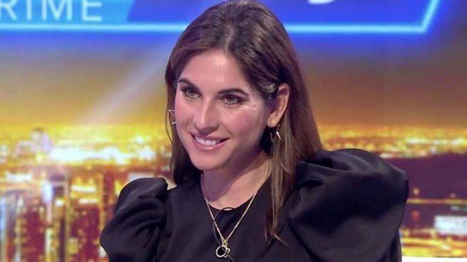 Lourdes Montes durante su entrevista en Arusitys Prime / Antena 3