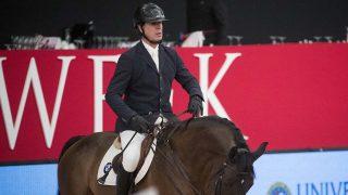 Cayetano Martínez de Irujo durante la 'Madrid Horse Week' / GTRES