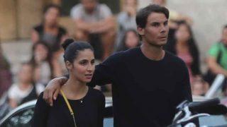 Rafa Nadal y Xisca Perelló en una imagen de archivo / GTRES