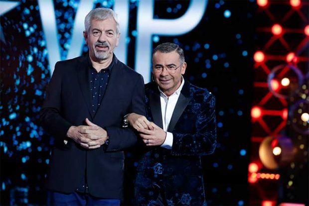 Carlos Sobera y Jorge Javier