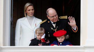 La familia principesca de Mónaco / Gtres