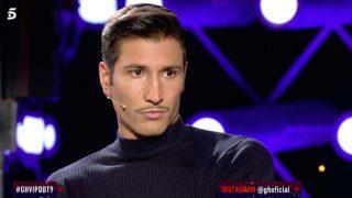 Gianmarco en GH VIP /Mediaset