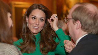 Kate Middleton en la recepción / Gtres