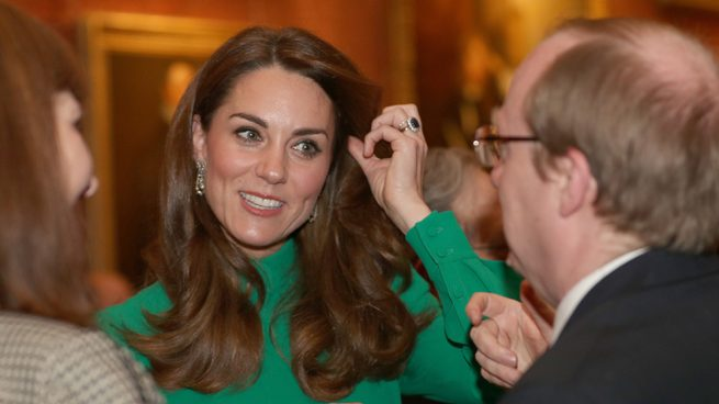 La estrategia de Kate Middleton para plantar cara a la crisis de la Corona