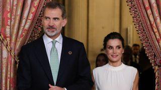 Felipe VI y doña Letizia imagen de archivo / Gtres