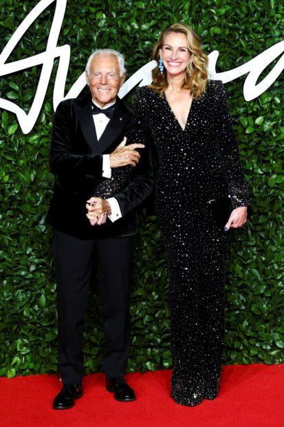 british fashion awards 2019