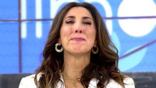 Paz Padilla en 'Sálvame'/Mediaset