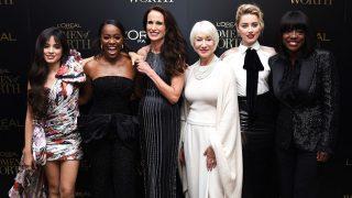 Mujeres L'Oreal: Porque ellas lo valen / Gtres