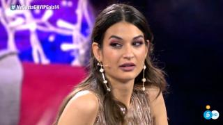 Estela Grande se ha enfrentado a Kiko Jiménez./Mediaset