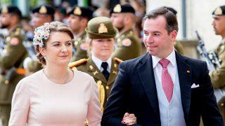 Guillermo y Stéphanie de Luxemburgo en una imagen de archivo / Gtres