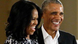 Michelle y Barack Obama en una imagen de archivo / Gtres