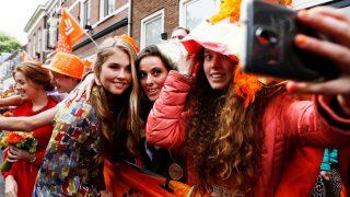 La princesa Amalia de Holanda cumple este sábado 16 años  / Gtres