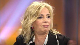 Carmen Borrego en 'Viva la vida'/Mediaset