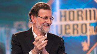 Mariano Rajoy durante su visita a El Hormiguero / Antena3