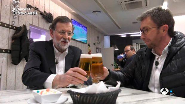 Mariano Rajoy, Pablo Motos