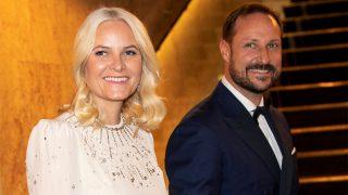Mette Marit y el príncipe Haakon / Gtres